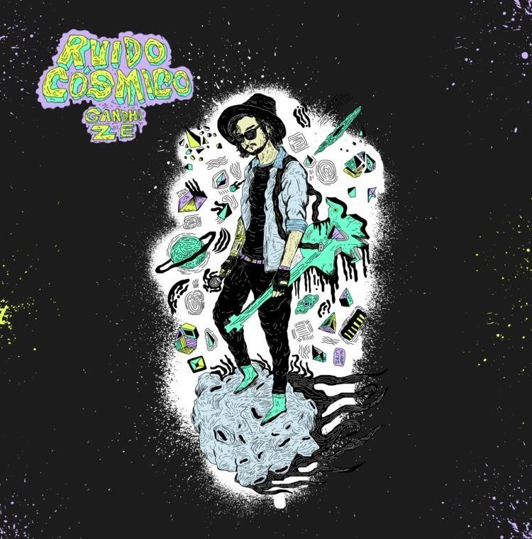 Arte de portada disco para el s - nestorovilla | ello