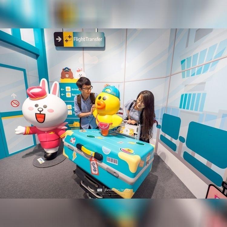 | 同莎莉去旅行:airplane:️  - jonathanleung - jonathan-leung | ello