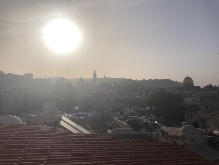 Jerusalem rooftops - eoin01 | ello