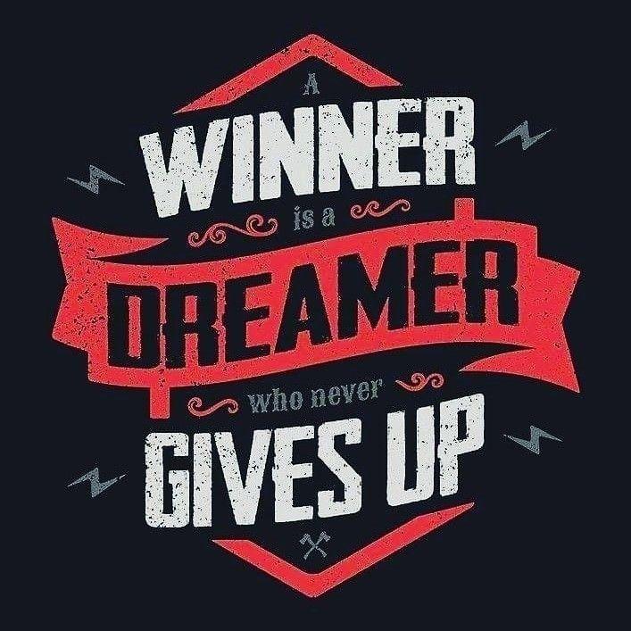 Winner Dreamer,  - athingaday, GiveUp - dare2bare | ello