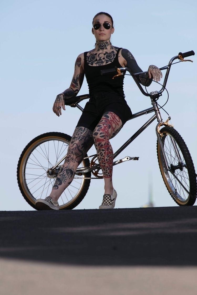 Photo EA - bmx, streetwear, tatoos - monzabicycleclub | ello