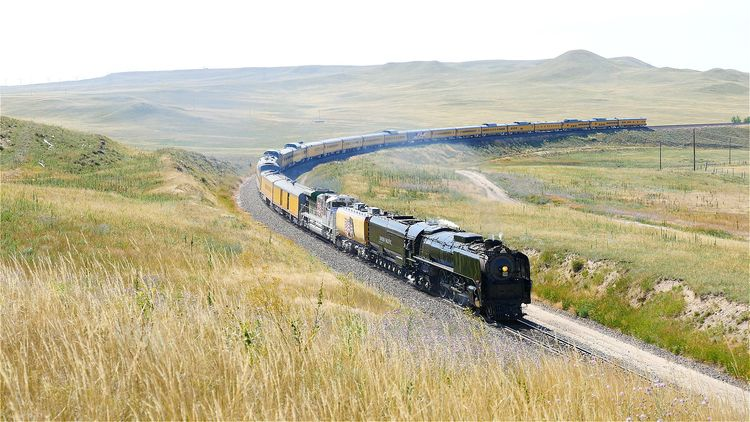 videos - 844steamtrain, Union, Pacific - 844steamtrain | ello