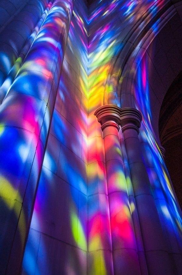Stained Glass Light Sunlight st - vincentknaus | ello
