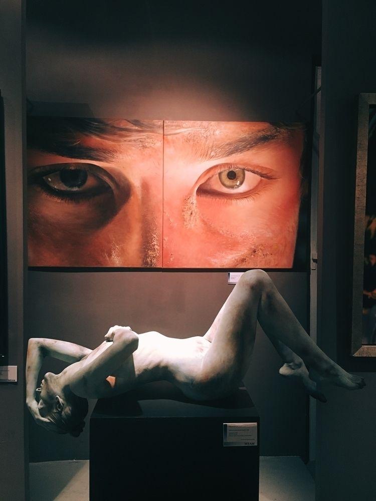 Museu MEAM, Barcelona - fineartphotography - aesthetictraveller | ello