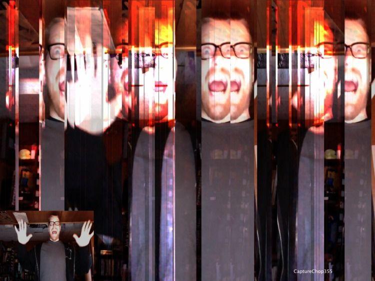 Capture Chop - Code webcam. 9.2 - ericfickes | ello