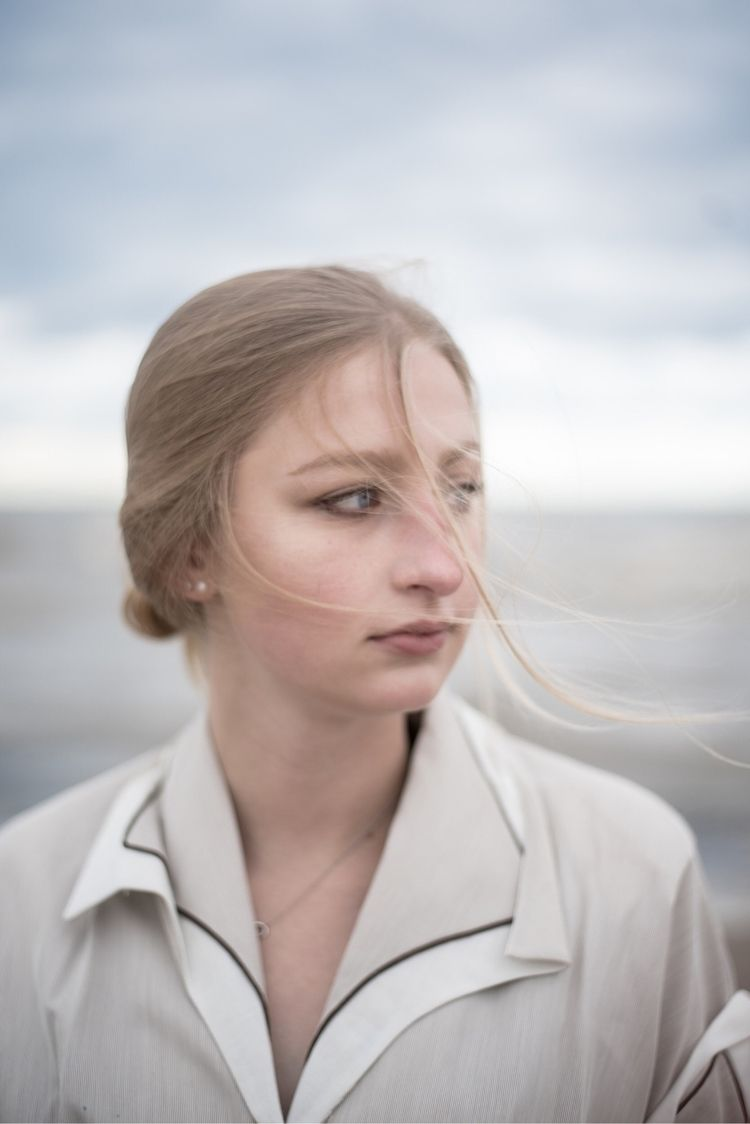October beaches - photography, portraitphotography - maggienovak | ello