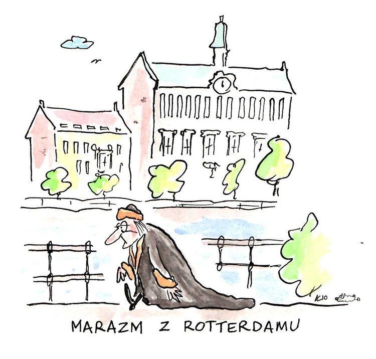 MARASMUS ROTTERDAM - drapek | ello