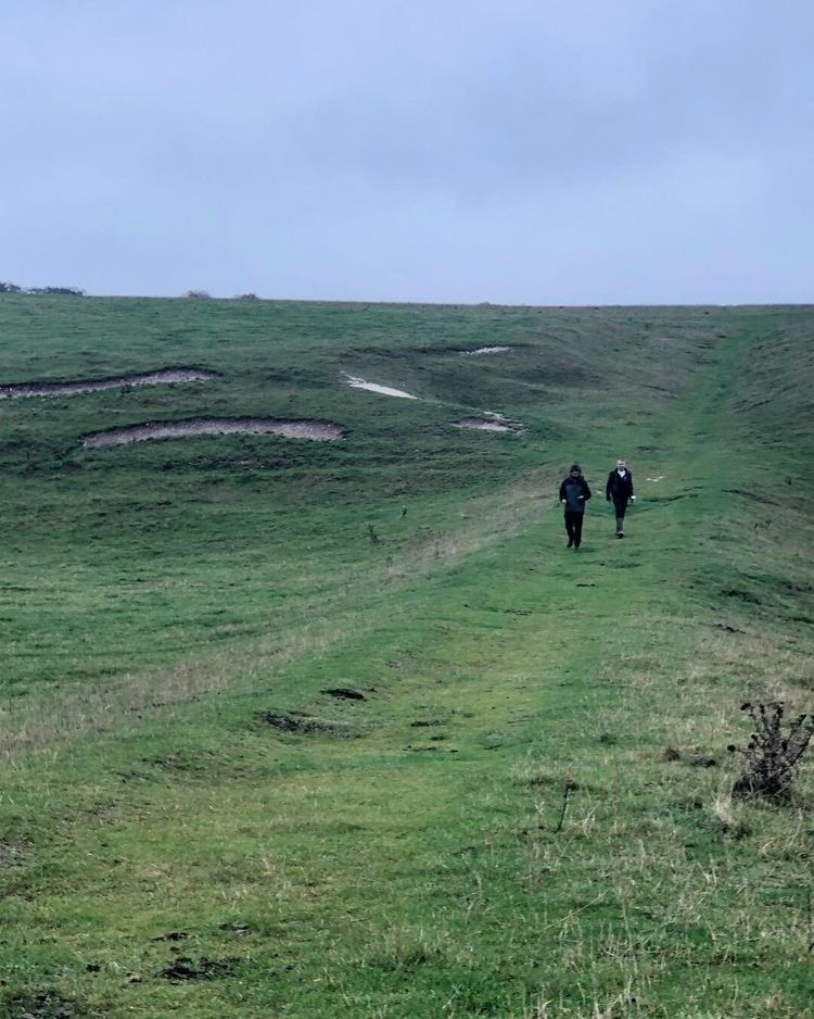 hike farmland Stonehenge. .  - neolithic - etherortheother | ello