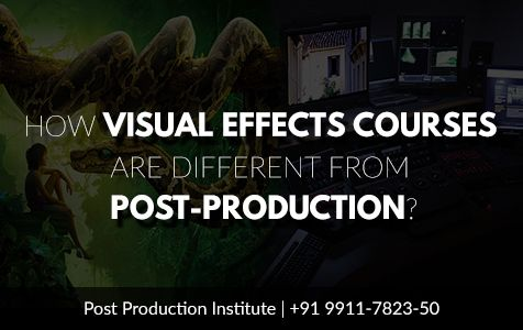 Visual Effects Courses Post-pro - postproduction0 | ello