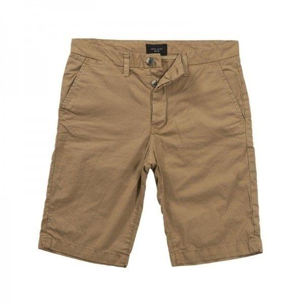 Smart Tobacco Chino Shorts - Menshorts - emmawilliam643 | ello