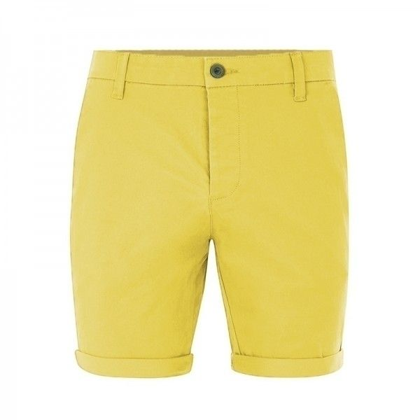 Yellow Chino Shorts - Menshorts - emmawilliam643 | ello