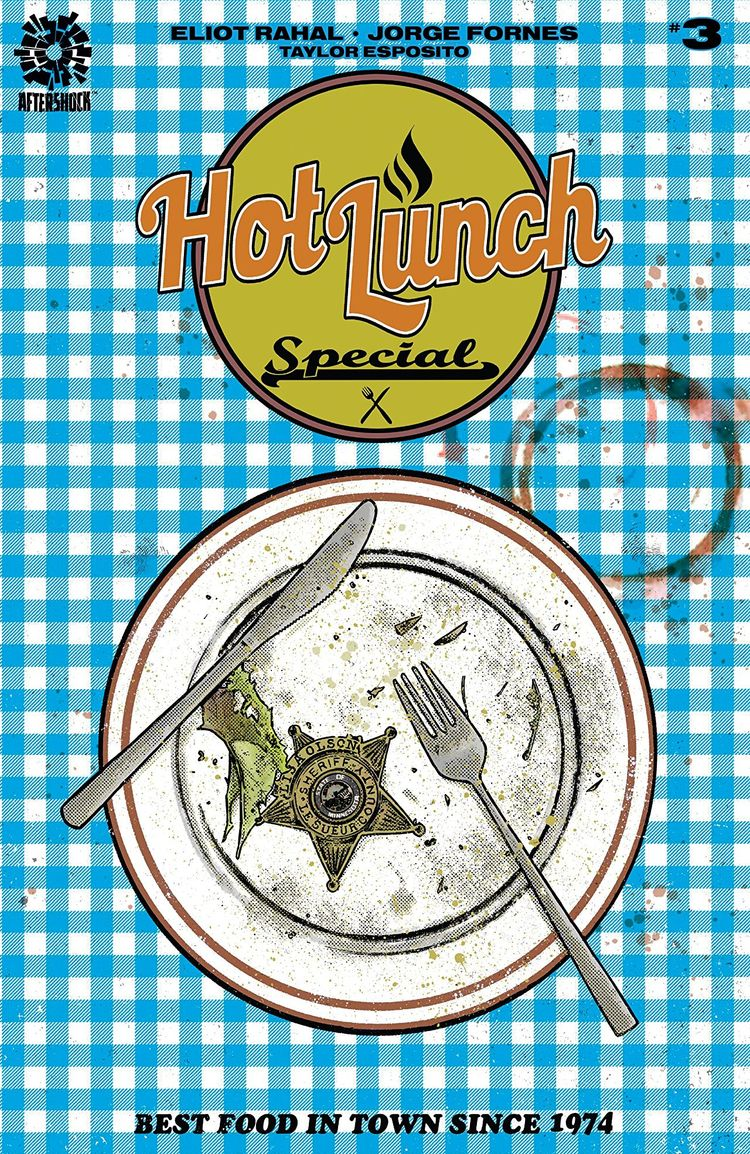 Hot Lunch Special Aftershock Co - oosteven | ello