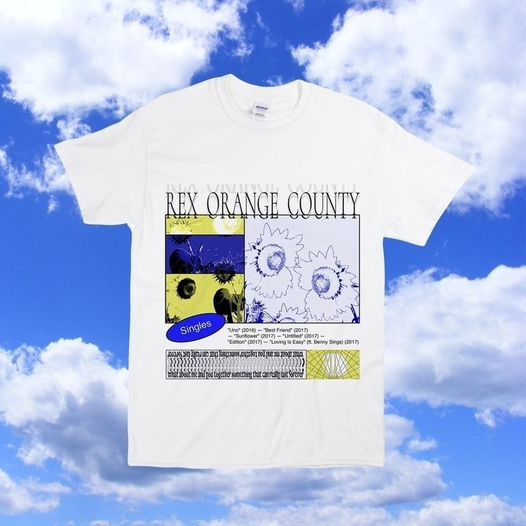 Bootleg shirt design Rex Orange - bringouttheguns   ello