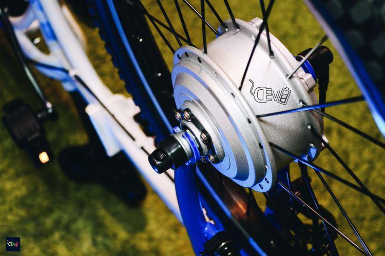 BLDC geared front hub motor wor - evmadrid | ello