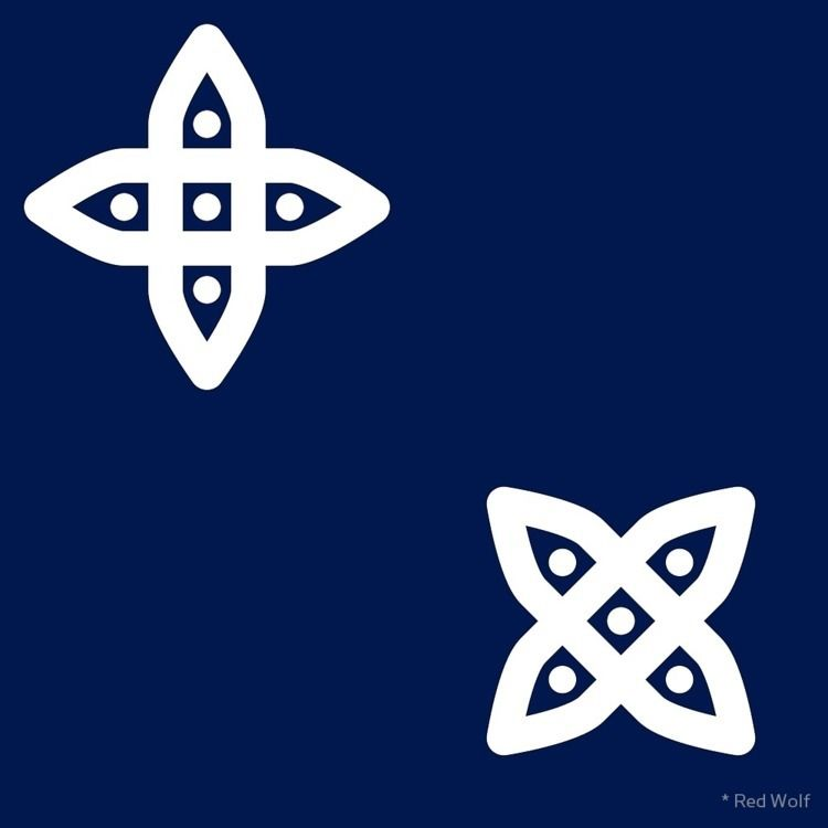 Geometric Pattern: Petal Stylis - red_wolf | ello