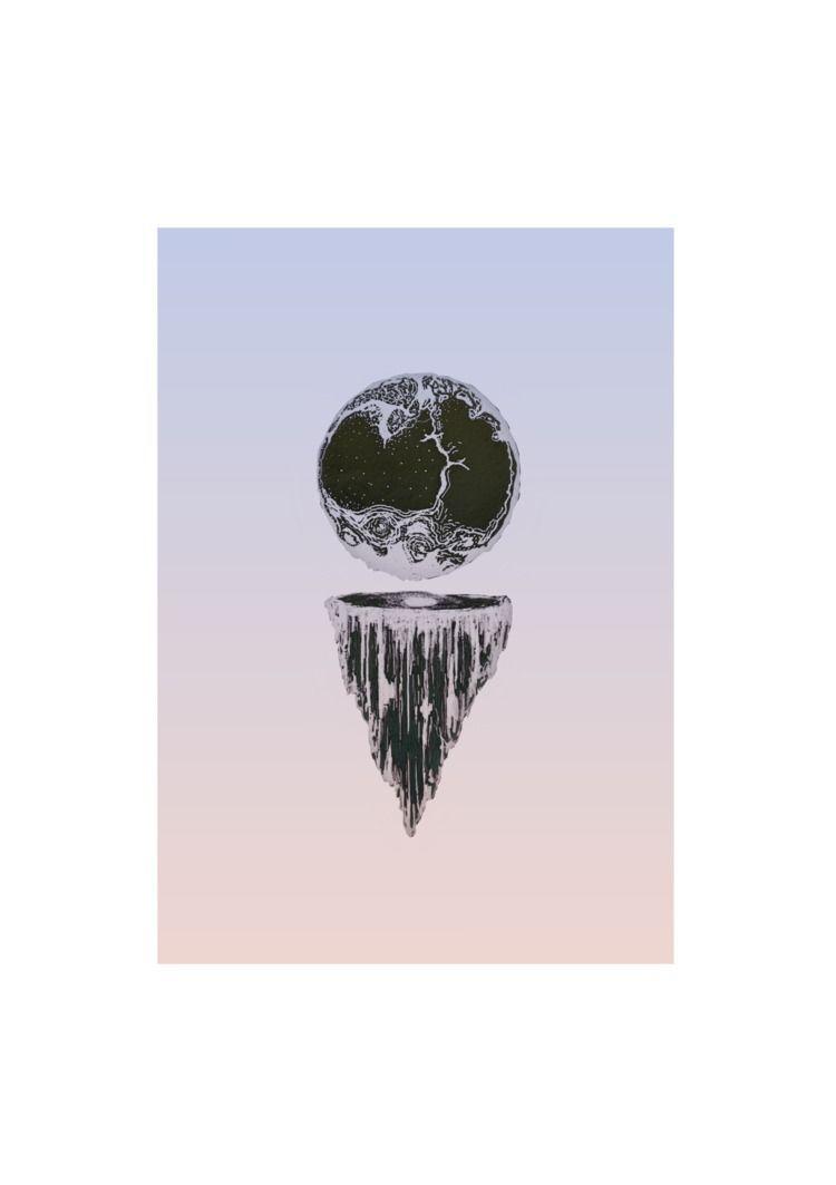place - illustration, ilustracion - multiplicidad   ello