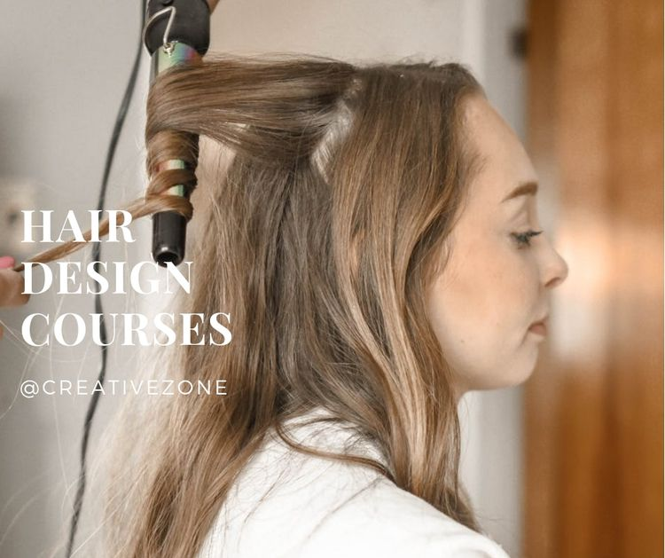 Avail hair design courses train - zonecreative | ello
