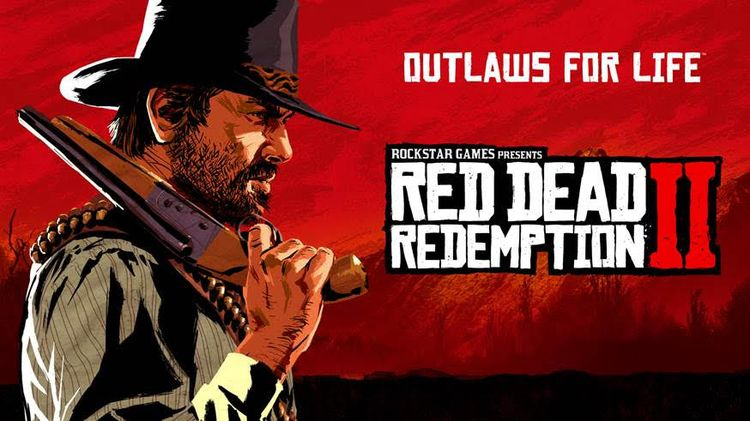 Red Dead Redemption 2 - Launch  - comicbuzz   ello