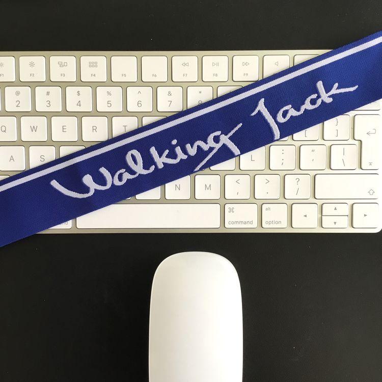 Work active, leave technology f - walkingjack | ello