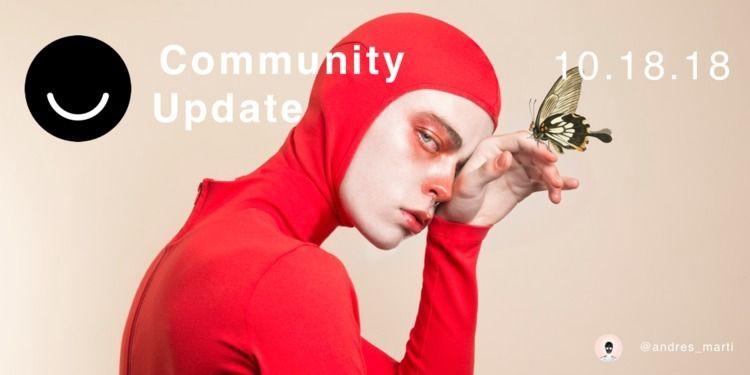Community Update 10/18/2018 Hap - elloblog | ello