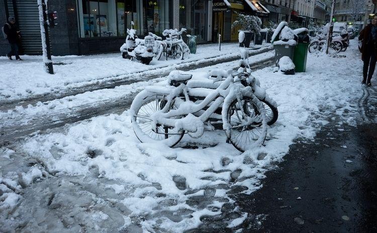 Paris sous la neige les 6 7 fév - gclavet | ello