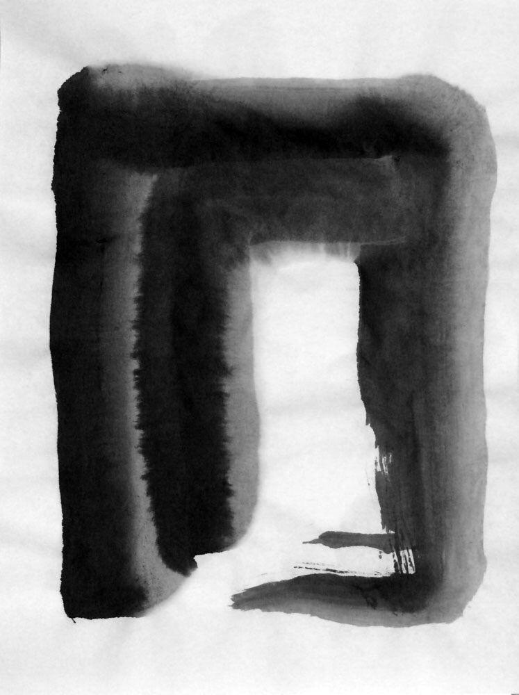 art, inkwash, abstract, mlui - mlui | ello