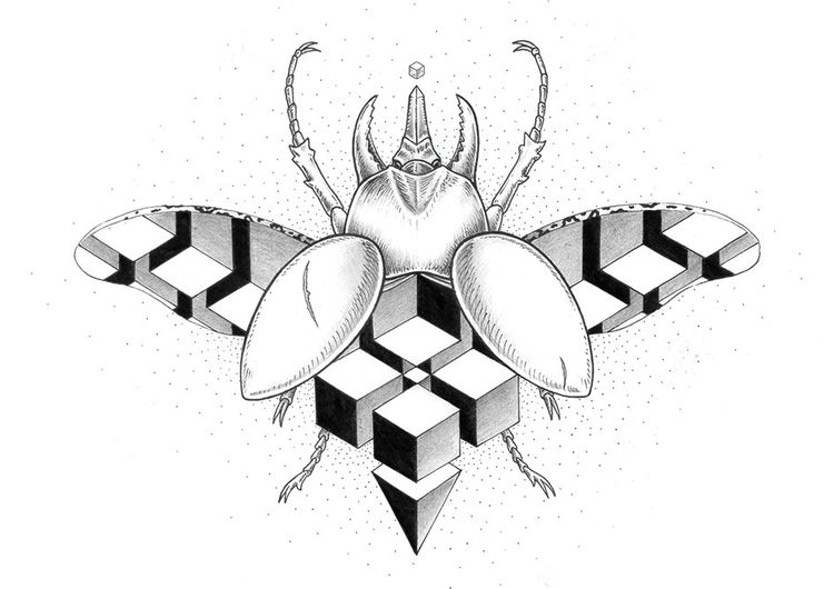 Series: Antropocene Title: Impo - bluxm | ello