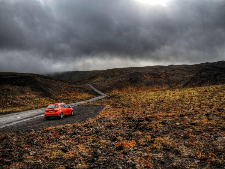 Geological Park, Iceland - road - neilhoward | ello