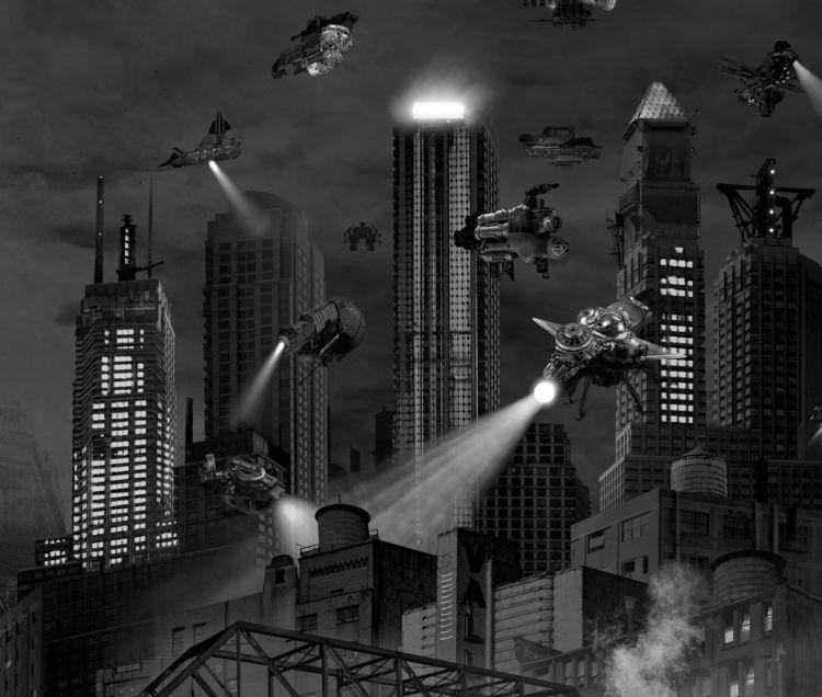Dark Regions Press releasing De - aeronalfrey   ello