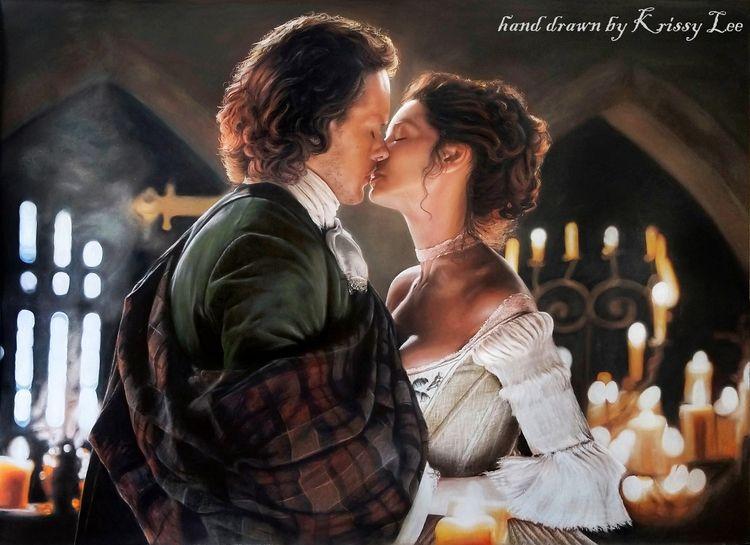 Wedding Outlander-based charity - samhna | ello