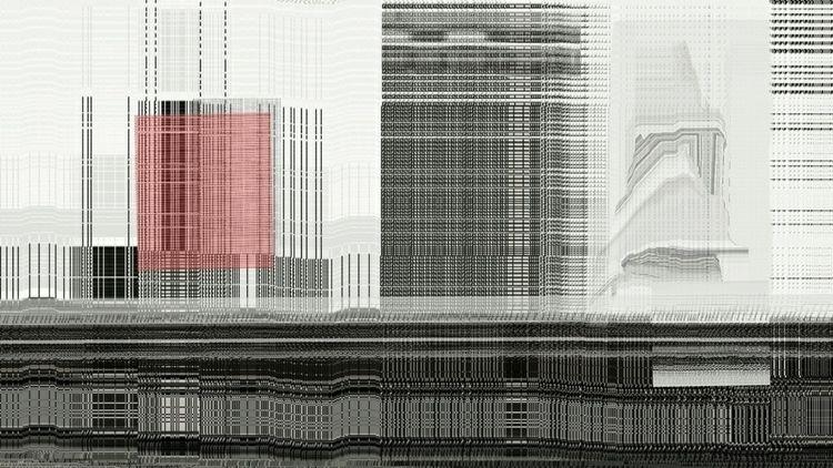 Città, 1999 tecnica digitale -  - peppericciardi | ello