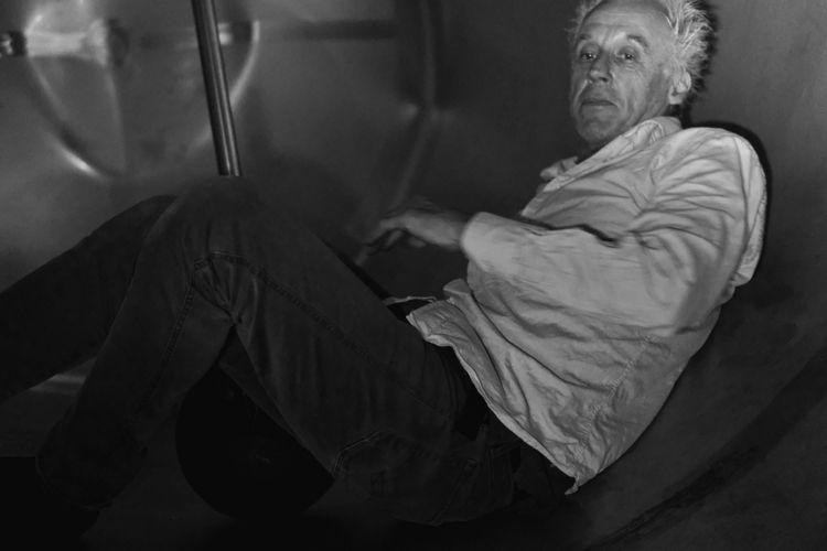 Containment Artist Dieter Löchl - marcushammerschmitt | ello