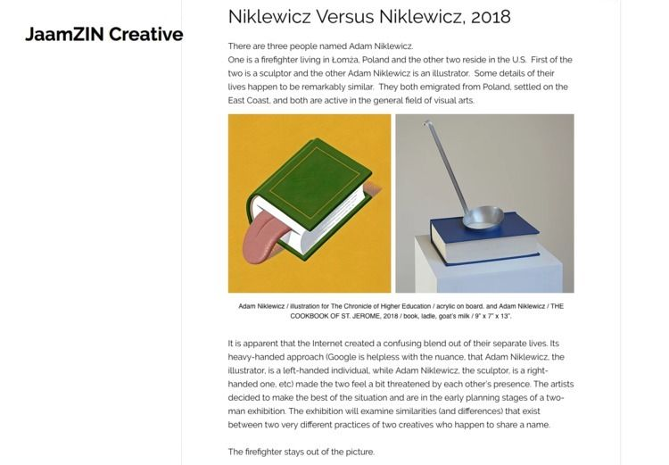 Niklewicz Project - contemporary - nikad | ello