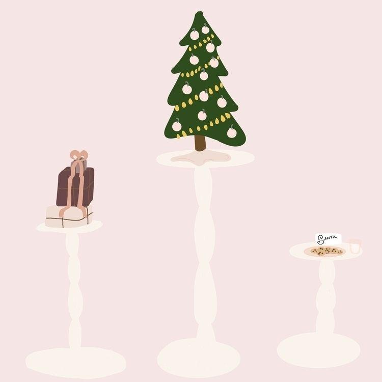 Christmas cards ! wait show fol - efstathia_ | ello