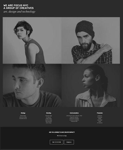 3 Sites visit Web-design inspir - gopanther | ello