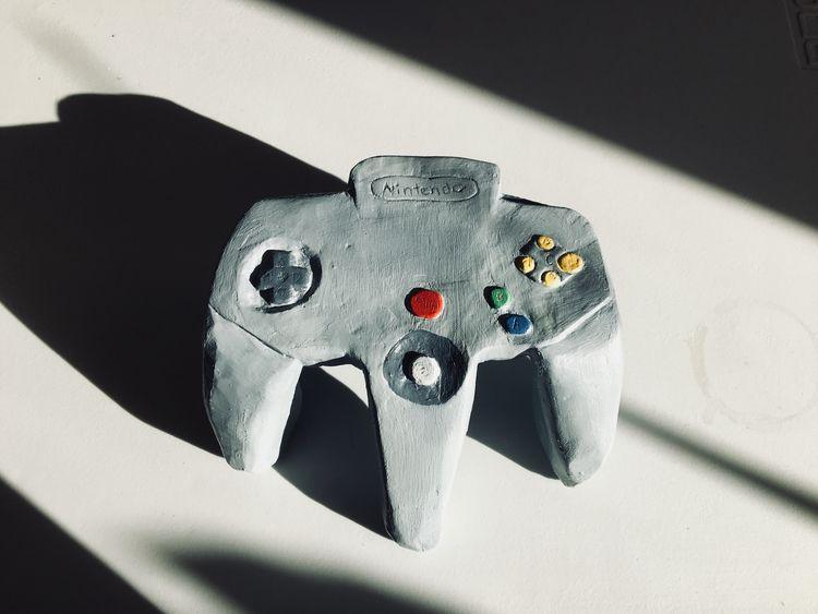 ~ Nintendo 64 Controller || 201 - alyssasnavely | ello