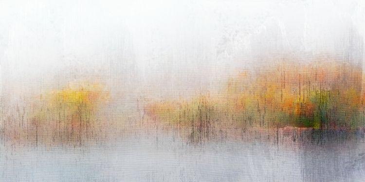 waters trees ooze sweet colors  - richokun | ello