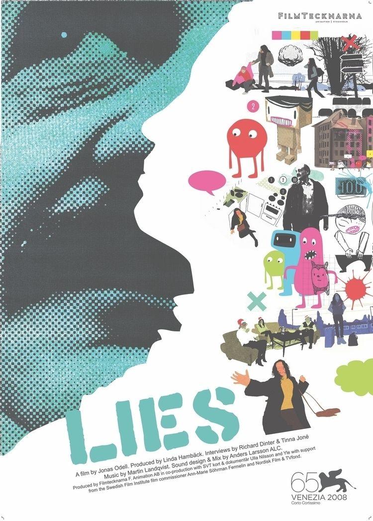 Poster short film. Watch film - jonasodell | ello