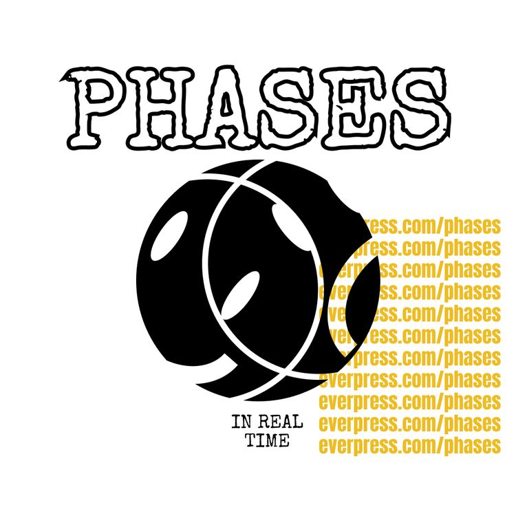 2nd design PHASES collection - logo - byalexalm | ello