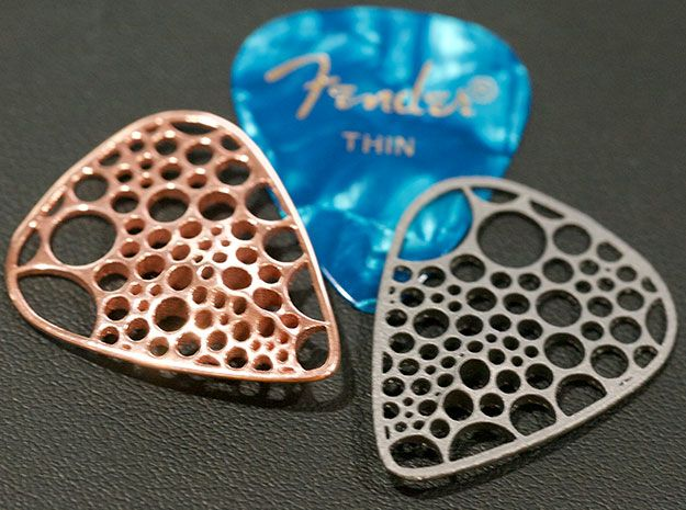 Copper Titanium Guitar Picks. T - joycomplex | ello