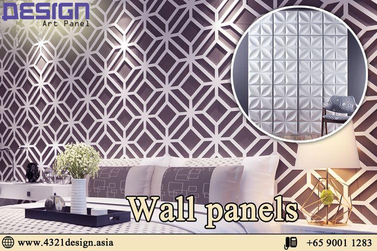 find wall panels Singapore cont - 4321design | ello