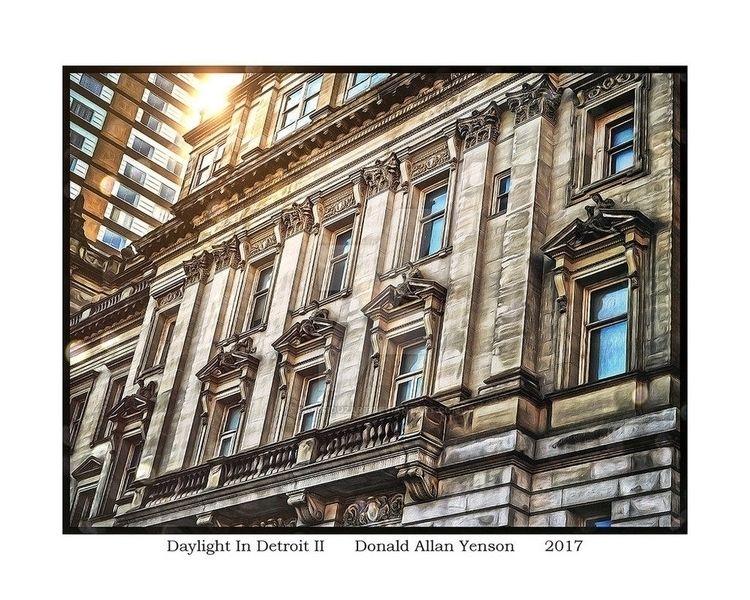 Daylight Detroit II Detroit, MI - donyenson | ello