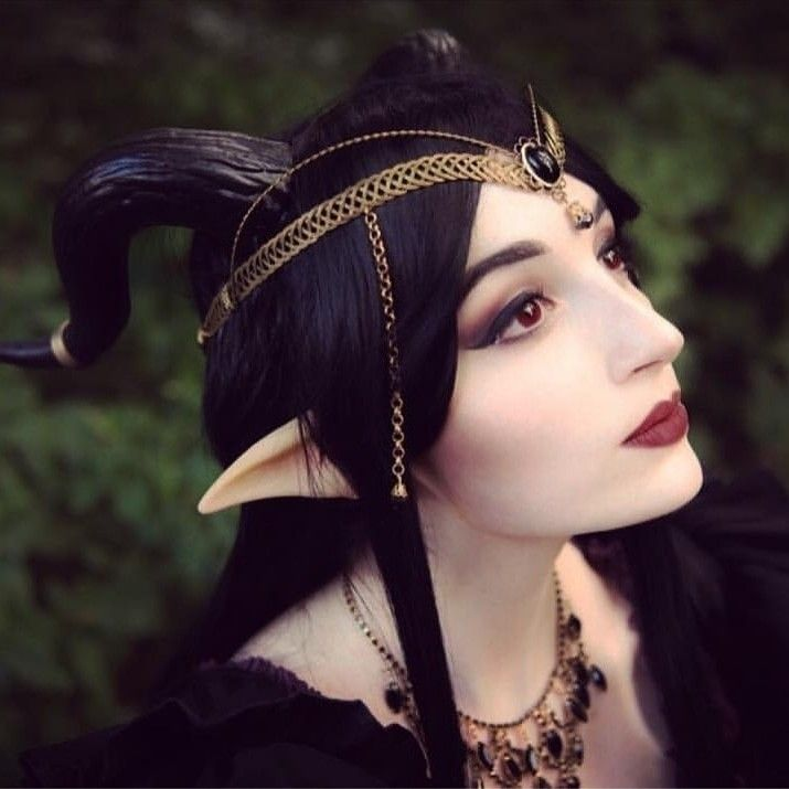Excellent DD cosplay - elven, bride - elvenstardesign | ello