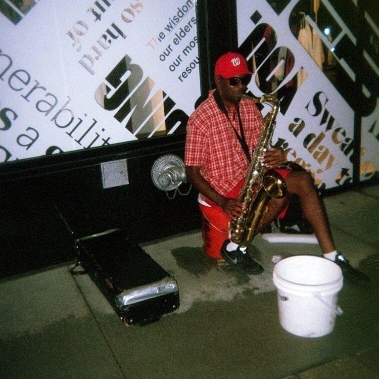 Street Musician - kcirwerdna | ello