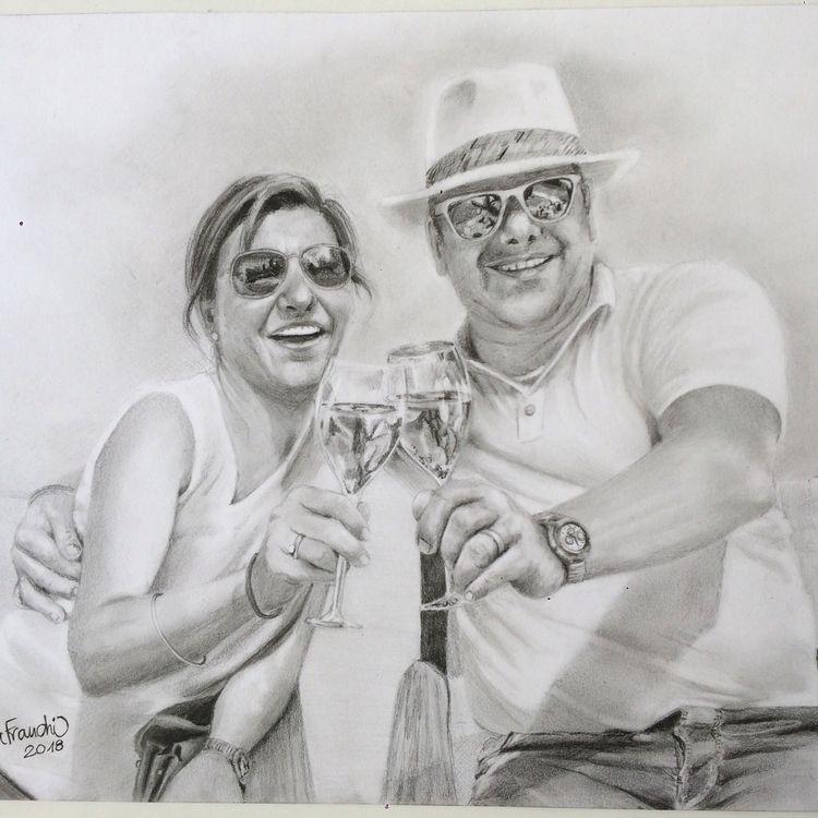 Pencil A4 paper - Fabriano, cincin - valentinafranchi92 | ello