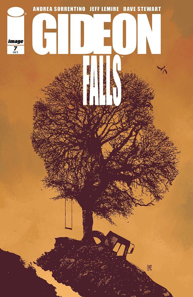 Gideon Falls Image Comics 2018  - oosteven | ello