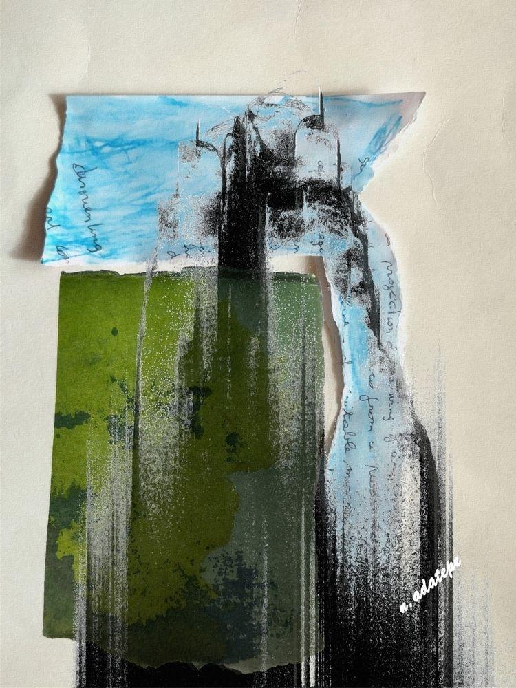 Created Global Art project Digi - nadatepe   ello