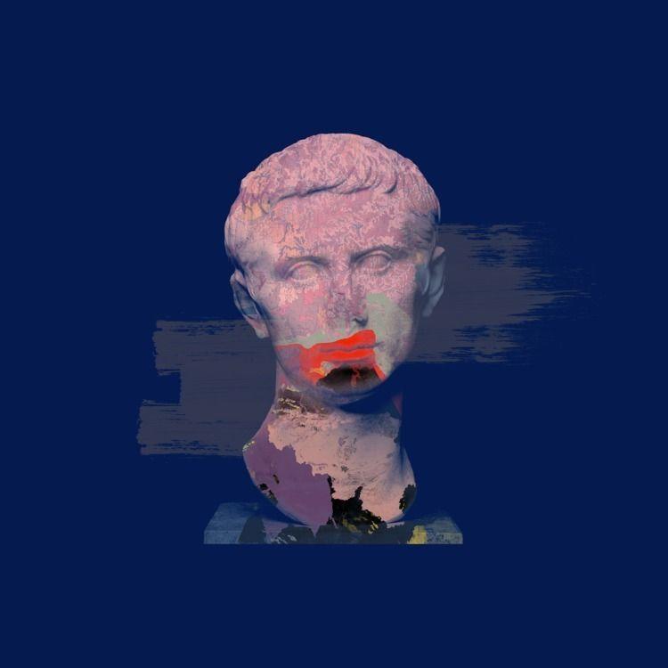 Augustus (100x100 cm - azerty | ello