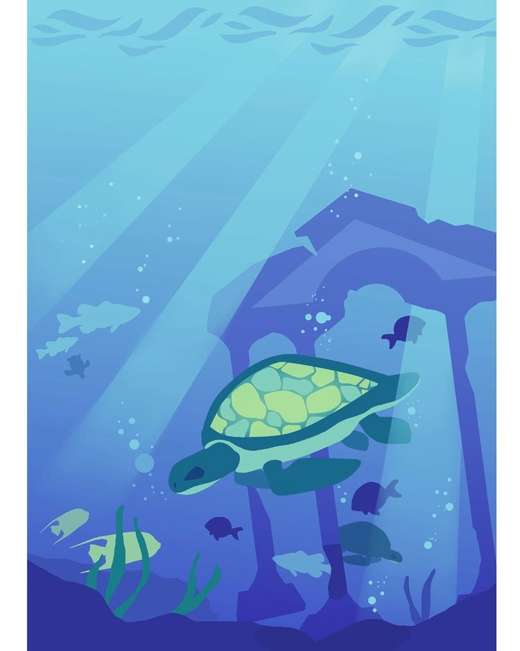 Atlantis - stylusarts | ello
