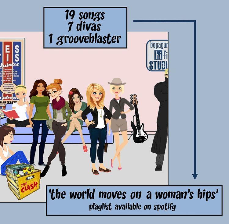 Grooveblaster - World Moves Hip - thegrooveblaster | ello